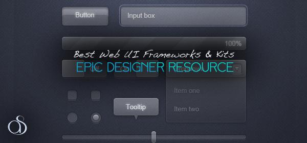 40+ Best Web UI Interface Framework Kits