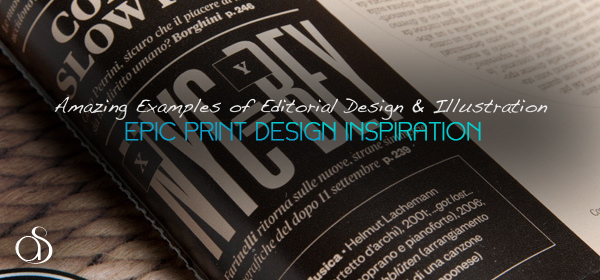 150+ Epic Examples Of Editorial Design