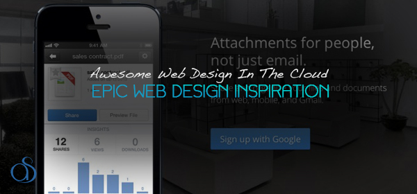 25+ Epic Web Design In Cloud Based Software Apps