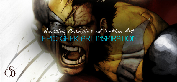 80+ Epic X-Men Art