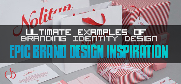 35 Ultimate Examples of Identity Design