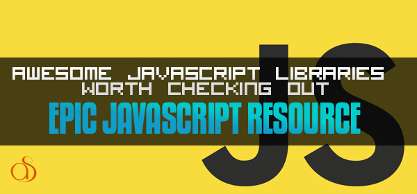 10 Awesome JavaScript Libraries Worth Checking Out In 2015
