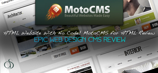 Build A Professional HTML Website With No Code! MotoCMS for HTML Review