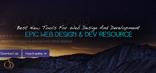 100+ Best New Tools For Web Design And Development