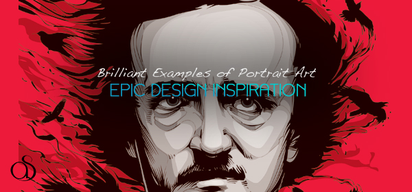 50+ Epic Portrait Art