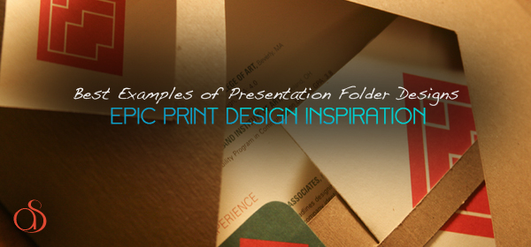 40+ Epic Presentation Folder Designs