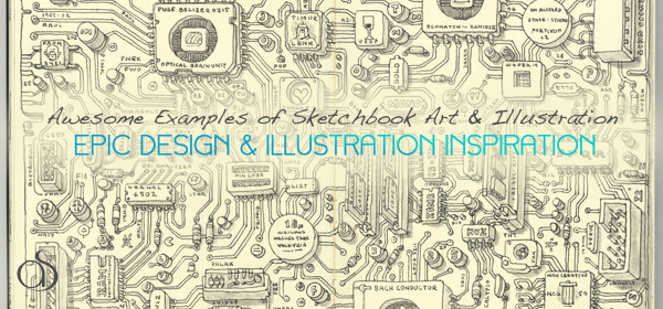 150+ Best Sketchbook Art