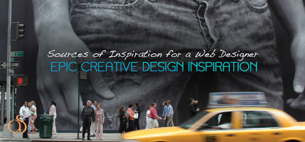 Sources of Inspiration for a Web Designer. How to Cope with a Routine Part of Work?
