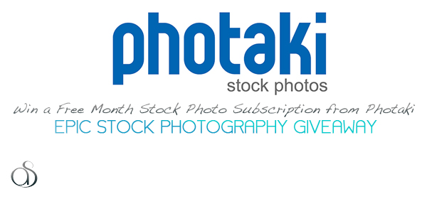 Epic Giveaway! Free Month of Stock Photo Subscription Accounts from Photaki