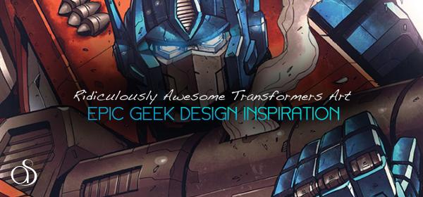 100+ Epic Transformers Art