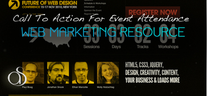 Increase Event Attendance by Improving Your Call To Action