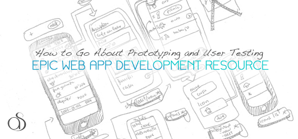 How to Go About Prototyping and User Testing