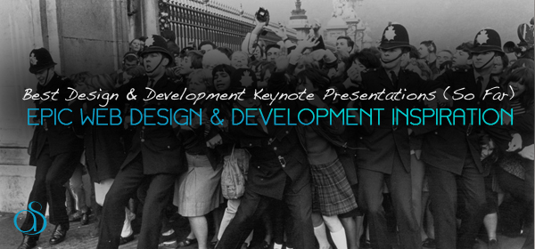 25+ Best Design & Development Keynote Presentation Talks of 2012 (so far)