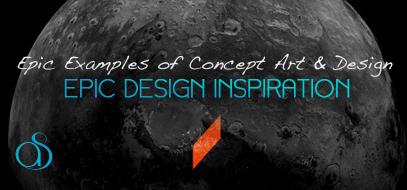 100+ Epic Concept Design