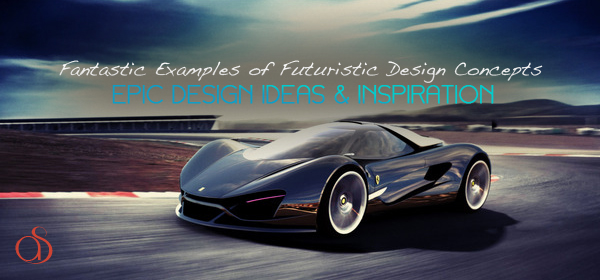 60+ Epic Futuristic Design
