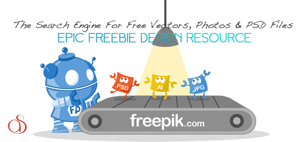 Freepik: The Search Engine for Free Vectors, Photos & PSD files