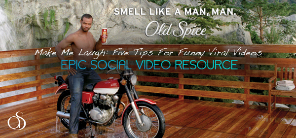 Make Me Laugh: Five Tips For Funny Viral Videos