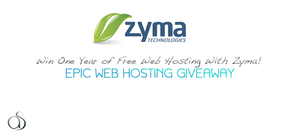 Epic Hosting Giveaway – Win One Year of Free Web Hosting With Zyma!