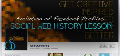 Evolution Of Facebook Profile Views