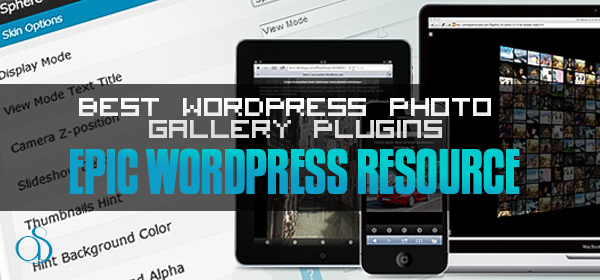 5 WordPress Photo Gallery Plugins