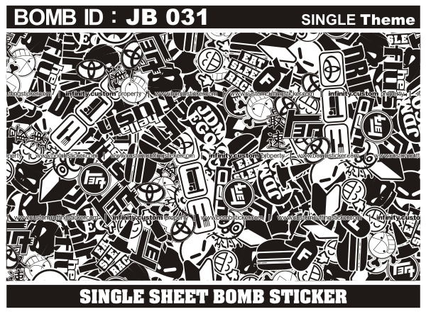70 Epic Sticker Bomb Examples