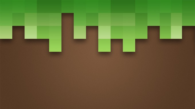 Block-minecraft-wallpaper