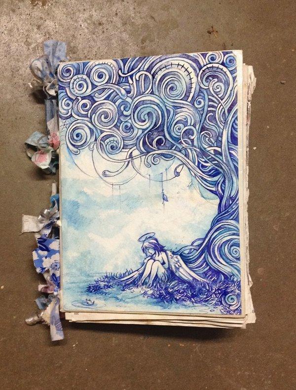 Sketchbook Cover Ideas : Best sketchbook art