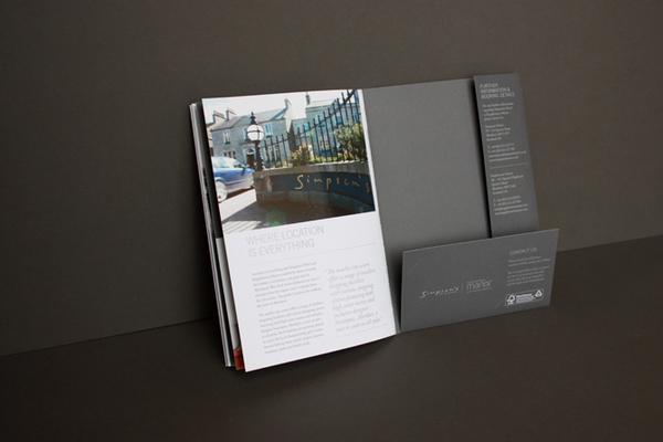 60+ Awesome & Creative Brochure Folders