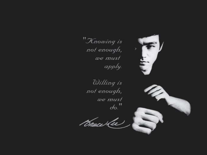 Bruce Lee Quotes Wallp...