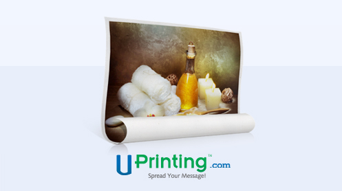 FREE Rolled Canvas Giveaway from UPrinting