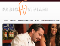 Celebrity Chef Fabio Viviani Redesign