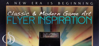 30+ Arcade & Pinball Game Flyers – Classic & Modern Design Inspiration