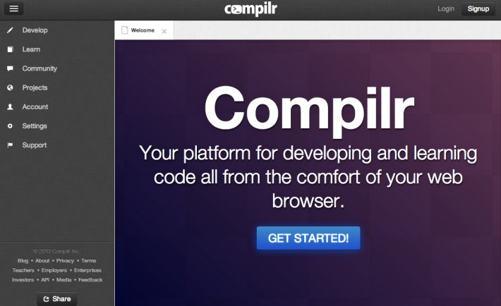 compilr-code-editor