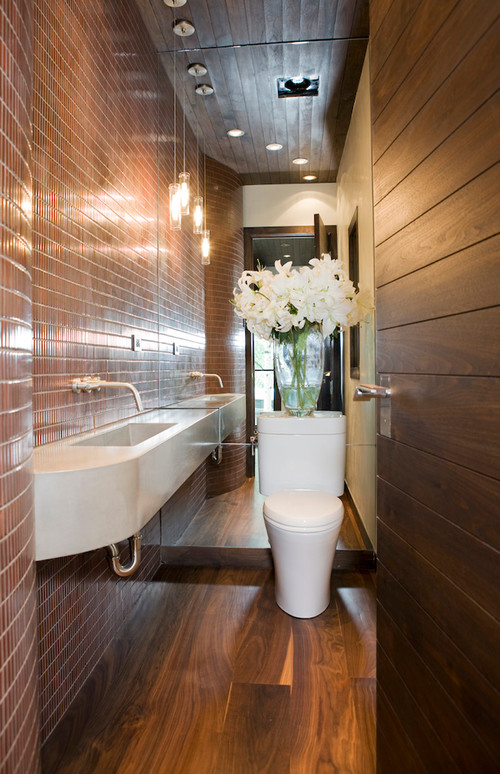 What does your restroom say about your business for Small bathroom designs bloggers
