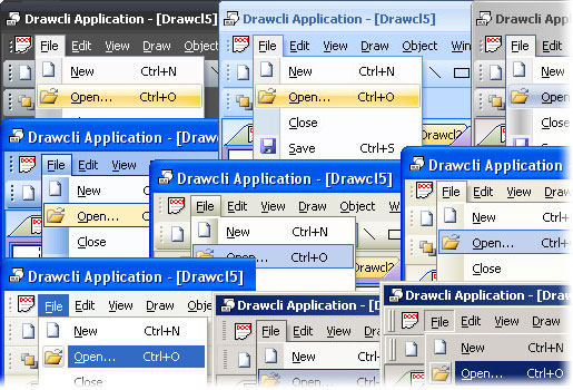how to use graphical user interface