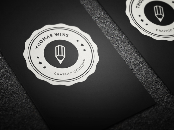 50 epic psd business card template files multimedia artist psd business card template reheart Images