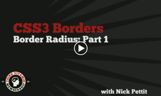 Border Radius: Part 1 - From treehouse