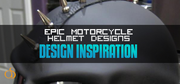 30+ Epic Motorcycle Helmet Designs