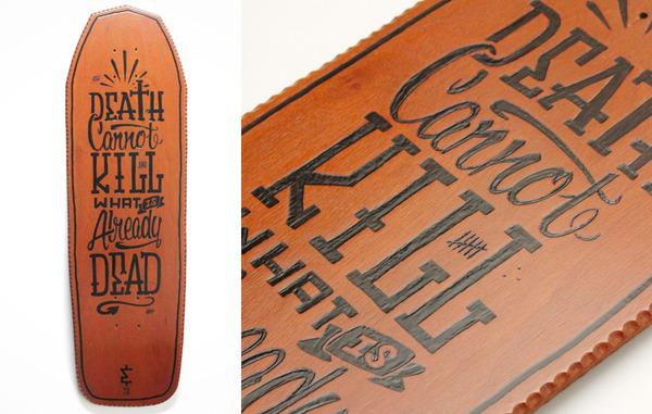 death-cannot-kill-what-is-already-dead-skateboard-art