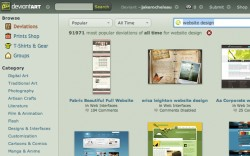 deviantart-web-design-search-problem-solving-creatives