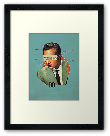 do-work-retro-freelance-framed-print-home-office