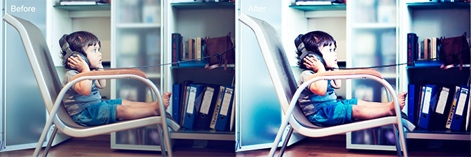 Soft, Bright, & Dreamy Photoshop Action