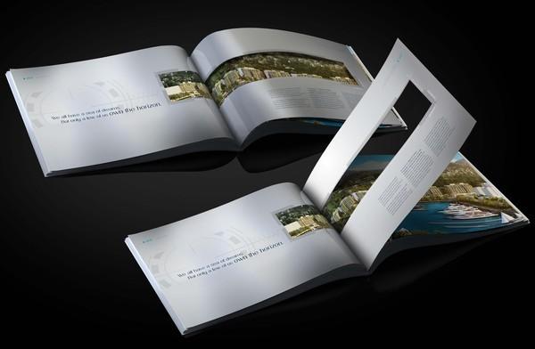 140+ Beautiful, Most Creative & Fresh Brochure Design Inspiration ...