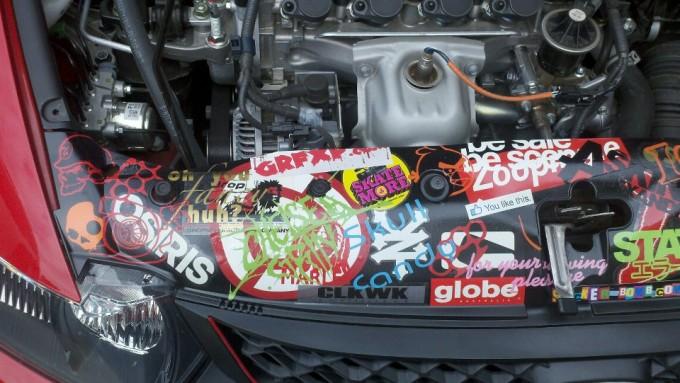 70+ Epic Sticker Bomb Examples