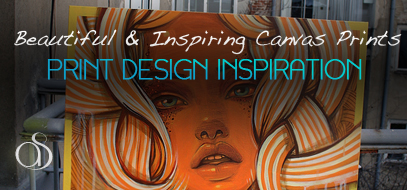 Beautiful, Creative & Inspiring Canvas Prints