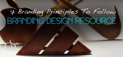 Designing Brands: 7 Principles to Follow