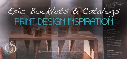 120+ Creative, Unique, & Fresh Booklet & Catalog Design Inspiration – Best (so far) of 2012