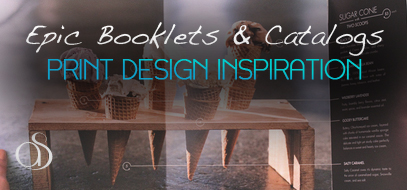 120+ Creative, Unique, & Fresh Booklet & Catalog Design Inspiration – Best (so far) of 2012