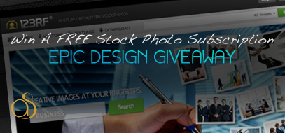 Epic Giveaway –  Win A FREE 30-Day Stock Photo Subscription Pack from 123RF.com!