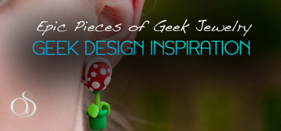 80+ Pieces of Epic Geek Jewelry For Nerdy Girls